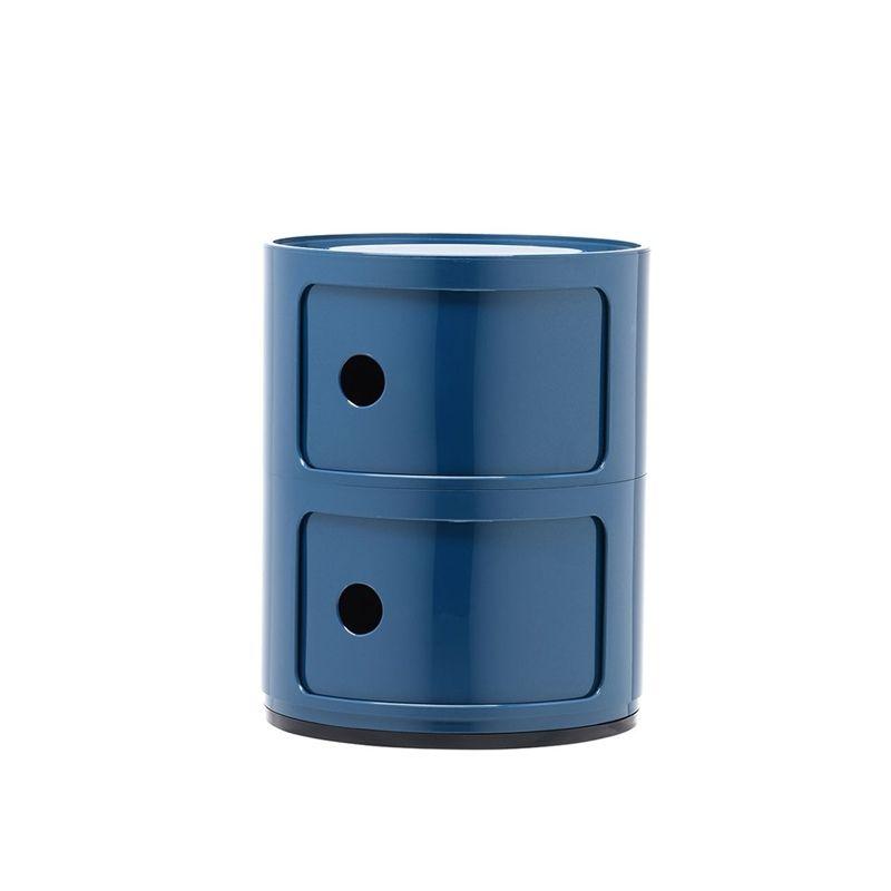 Meuble De Rangement Componibili 2 Tiroirs Kartell Silvera Eshop Meuble Rangement Meubles De Rangement Rangement