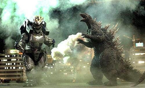 Godzilla Encontra Mechagodzilla (2002)