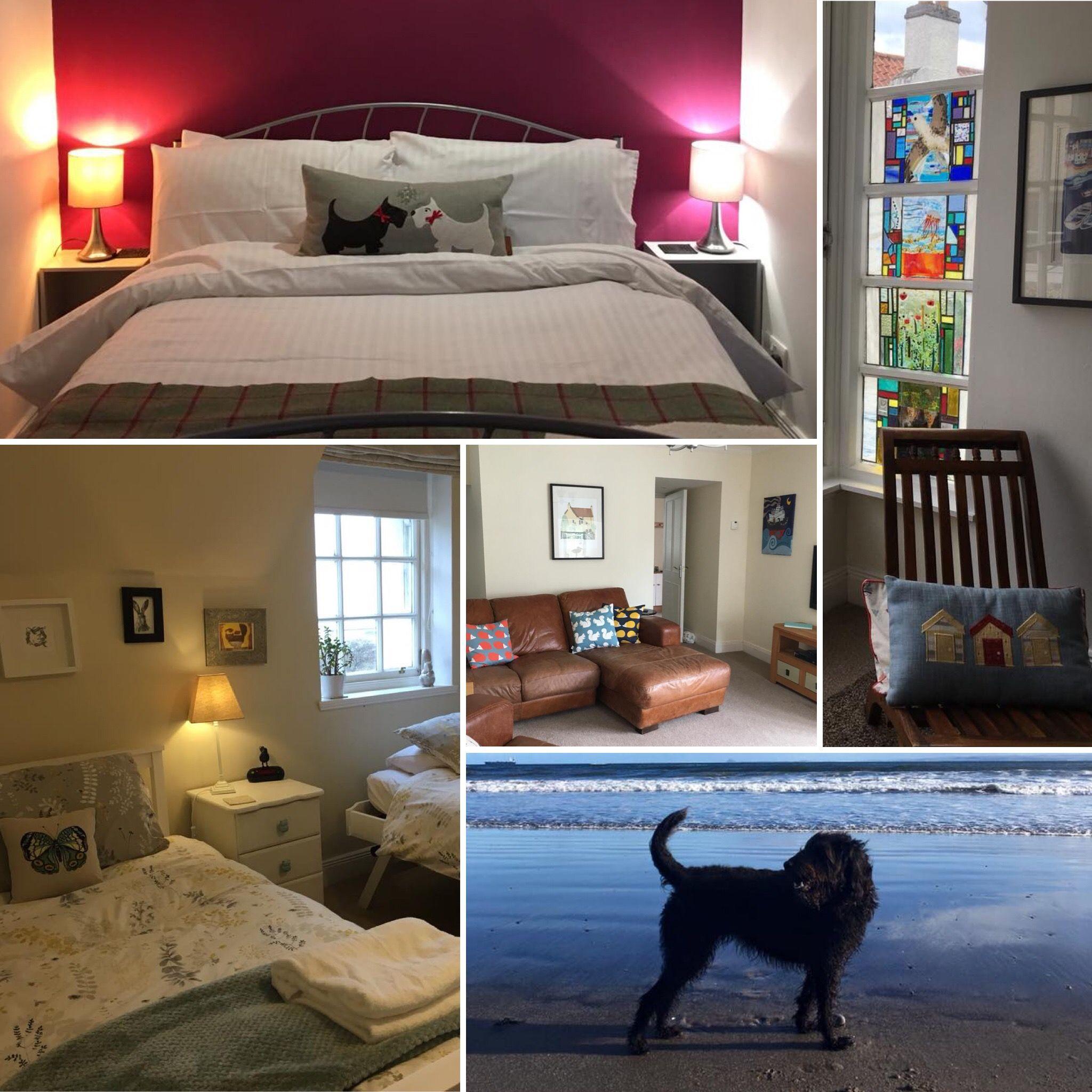 The Nethergate Kinghorn, Fife Dog friendly holidays