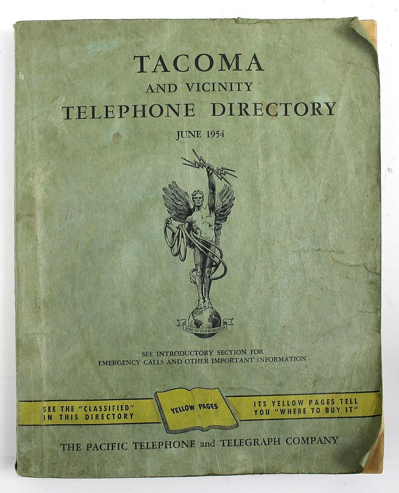 telephone numbers white pages tacoma wa