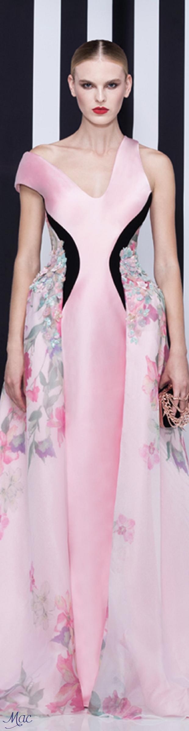 Spring 2016 Saiid Kobeisy | novia | Pinterest | Alta costura ...