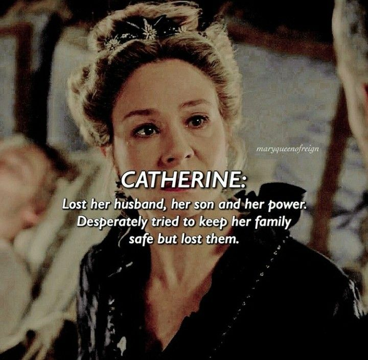 Photo of Queen Catherine