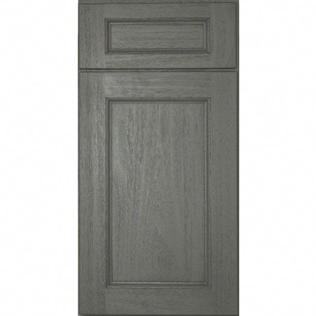 Best Midtown Gray Cabinet Door Sample Kitchen Cabinets 400 x 300