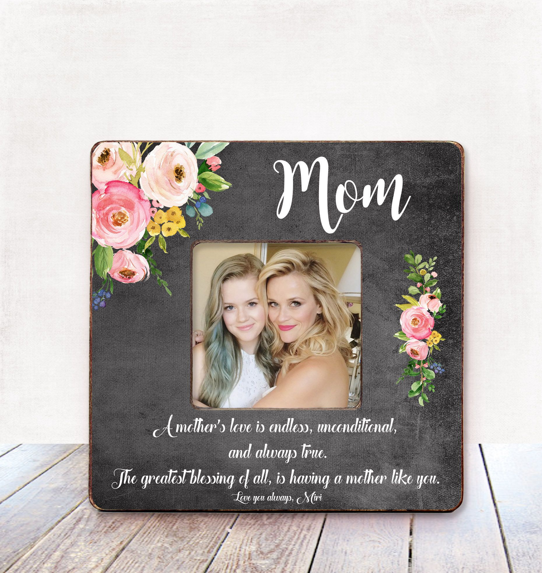 Mother S Day Gift From Daughter Gift For Mom Daughter Gift For Mother Birthday Gift Mo Mother Birthday Gifts Mom Daughter Gifts Mothers Day Gifts From Daughter