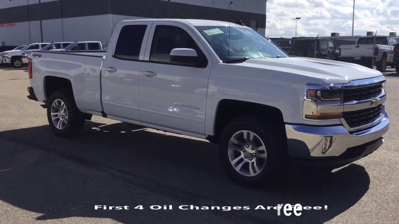 New 2019 Chevrolet Silverado 1500 Extended Cab Short Box 1lt