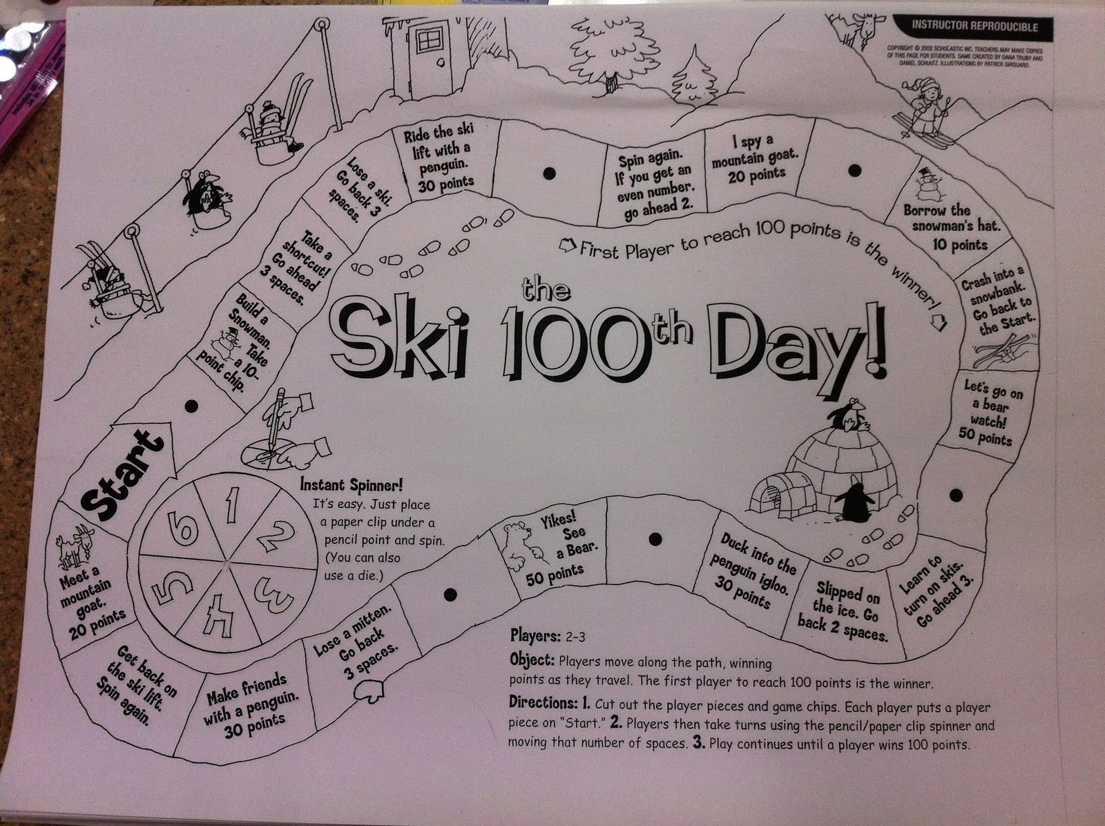 100th Day Of School Feb 4th