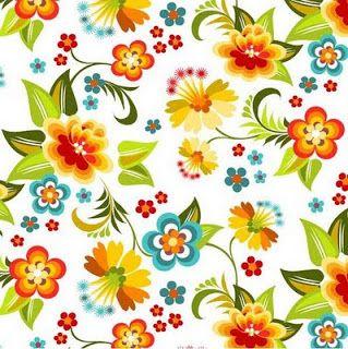 Dibujos Con Color Flores Para Imprimir Imagenes Pinterest