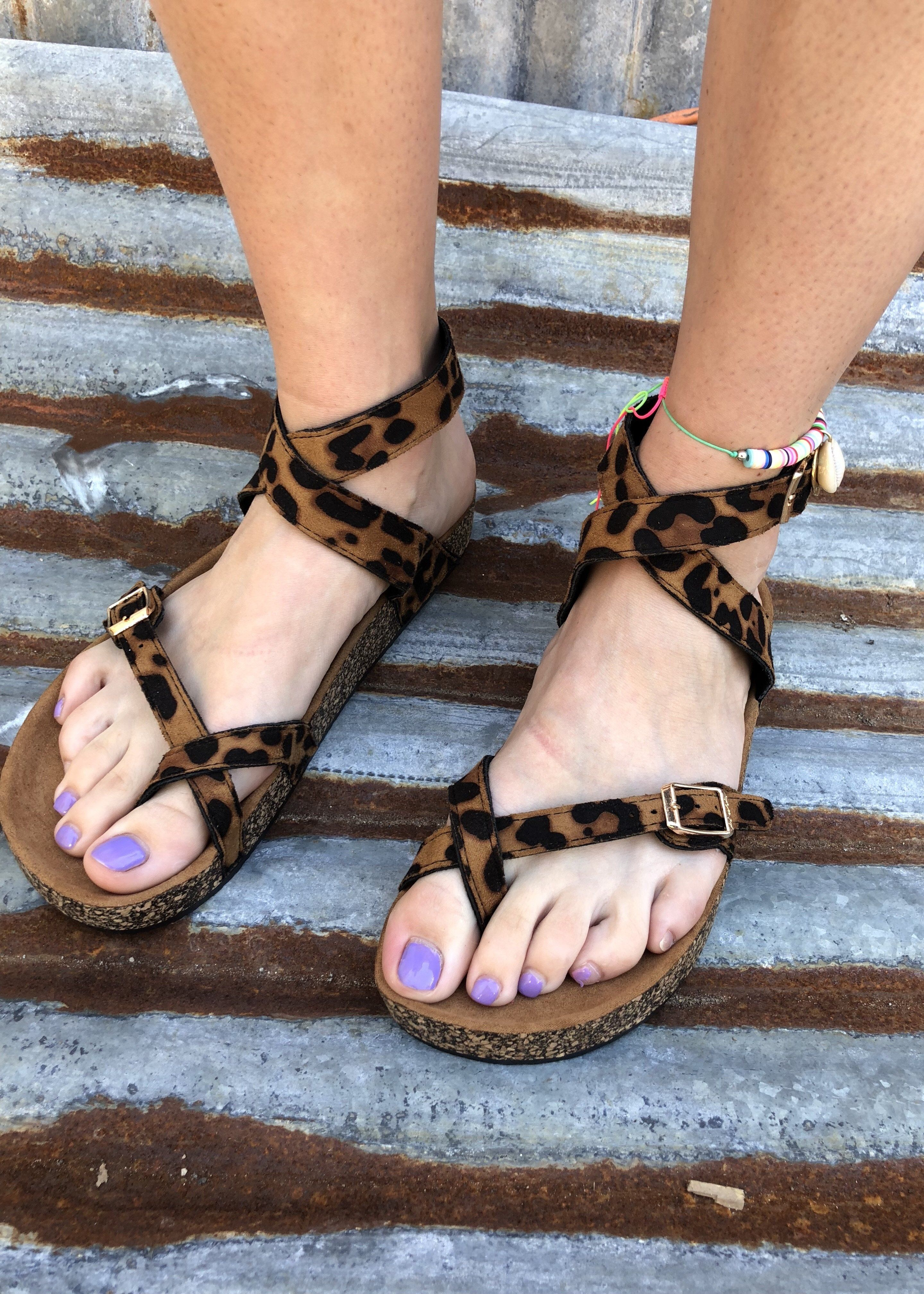 991570d91964 Rachel Leopard Sandal Leopard Sandals, Shoe Boots, Shoes, Fall Wardrobe,  Pearls,