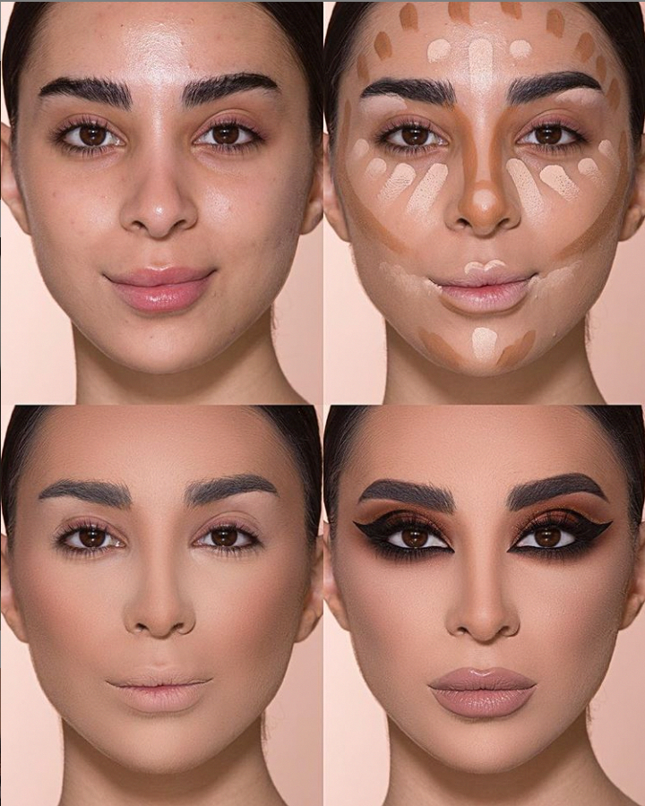 Photo of 24 Perfect And Best Contour Highlight Makeup Tutorial For Beginners – #BeginnerM…