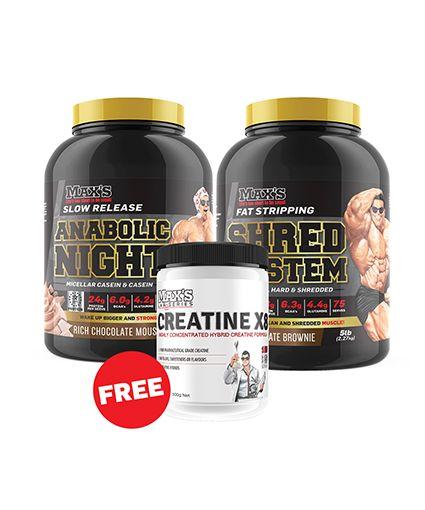 Max's Challenge – Lean Starter Pack | Health protein ...
