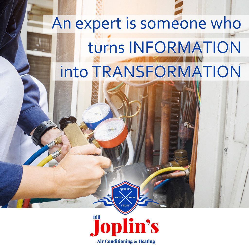 An Expert Is Someone Who Turns Information Into Transformation