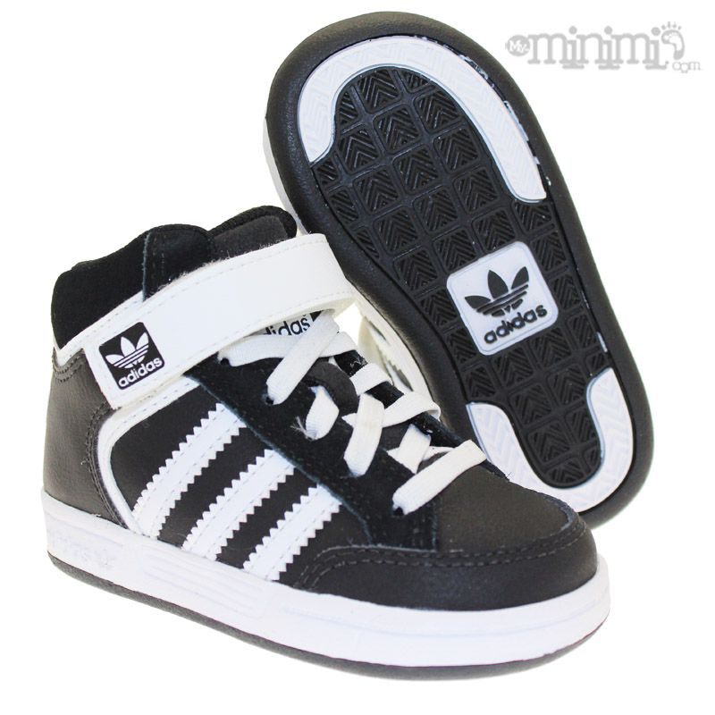 basket adidas varial mid junior