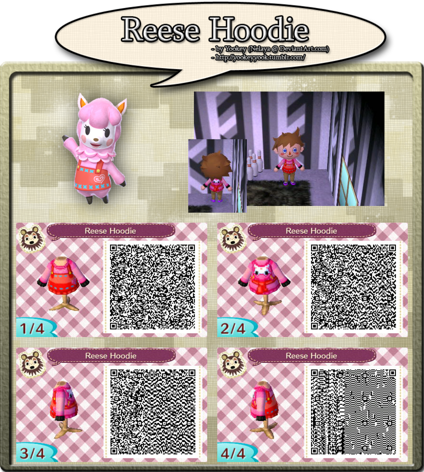 Animal crossing new leaf hoodie Pastel Animal Crossing New Leaf Qr Code Also Posted On My Tumblr Yookeyyooktumblrcom Do Not Own Animal Crossing Only The Art Make Of It Ebay Animal Crossing New Leaf Qr Code Also Posted On My Tumblr