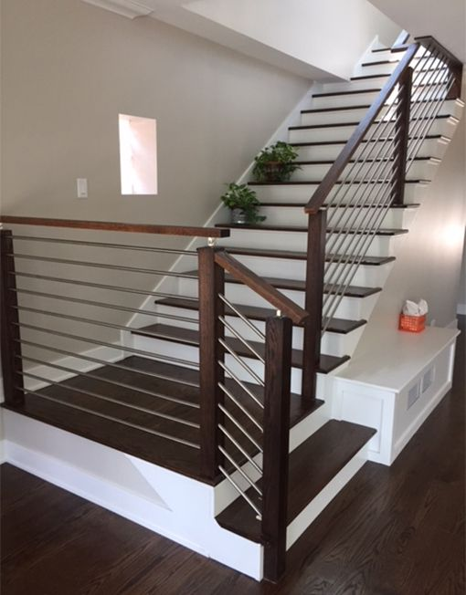 Best 6002 Contemporary Handrail No Plow Handrails In 2019 640 x 480
