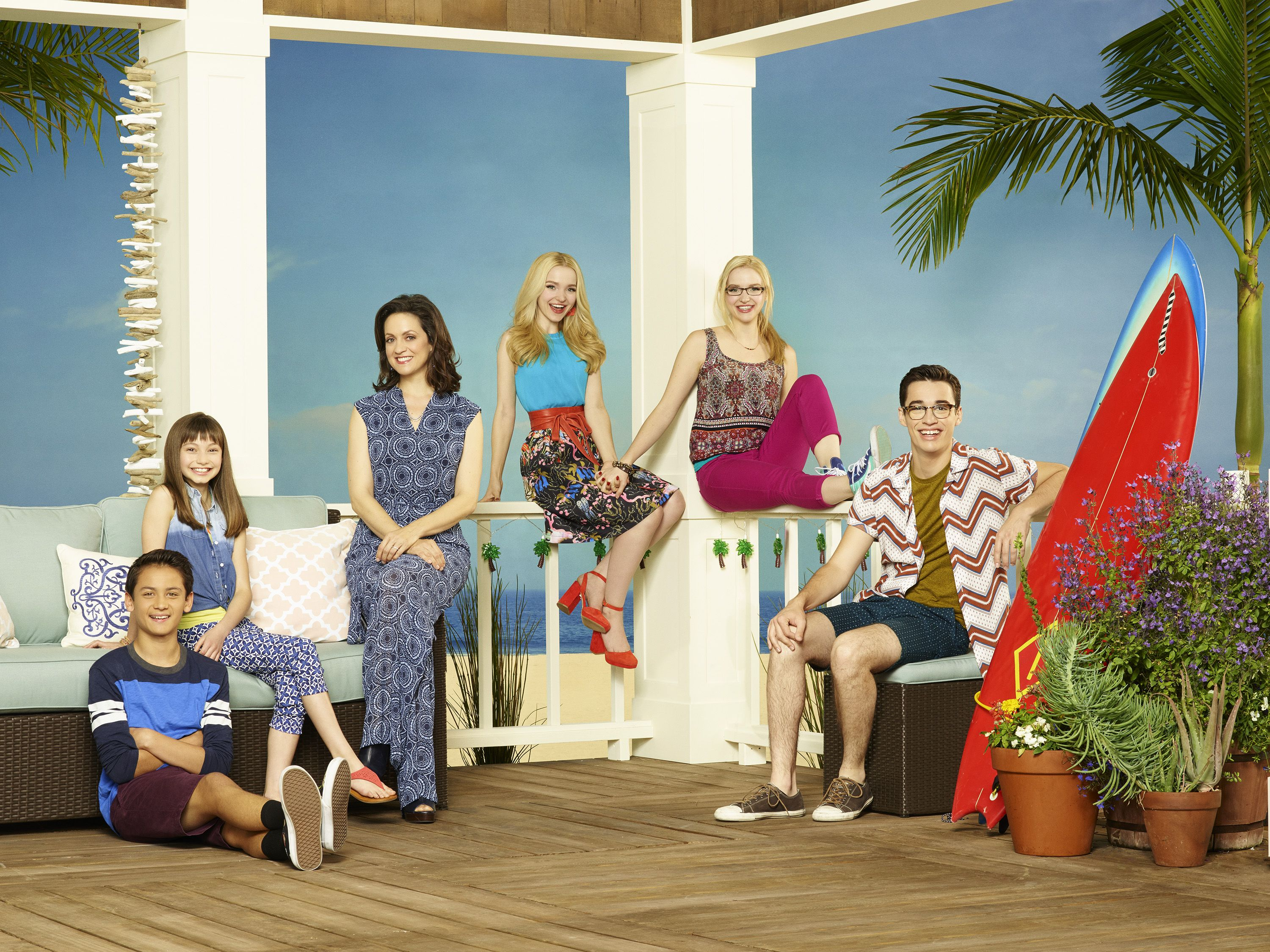'Liv and Maddie' gets new title for final season — exclusive #disneychannelstars