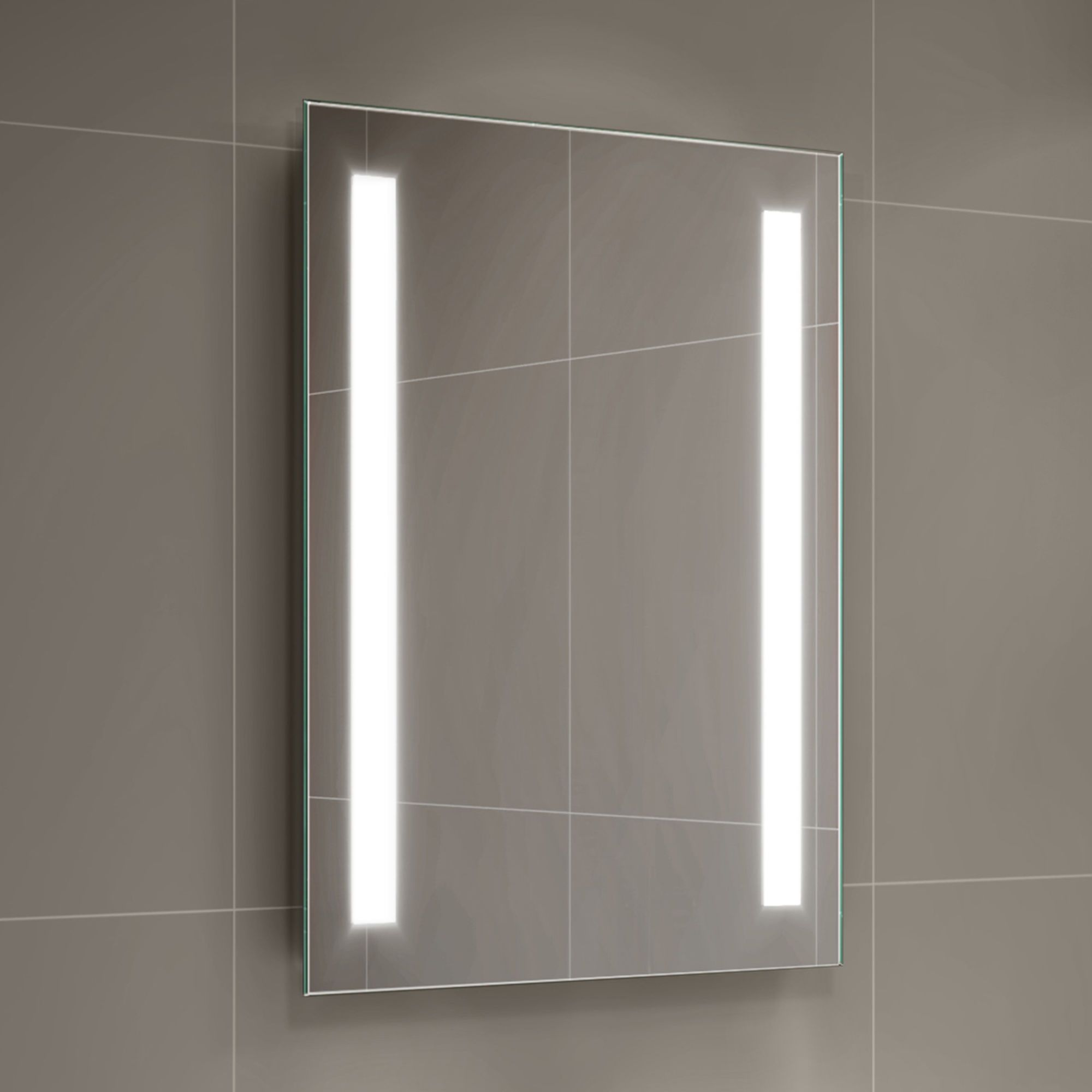 Battery Operated Led Bathroom Mirror Cabinets