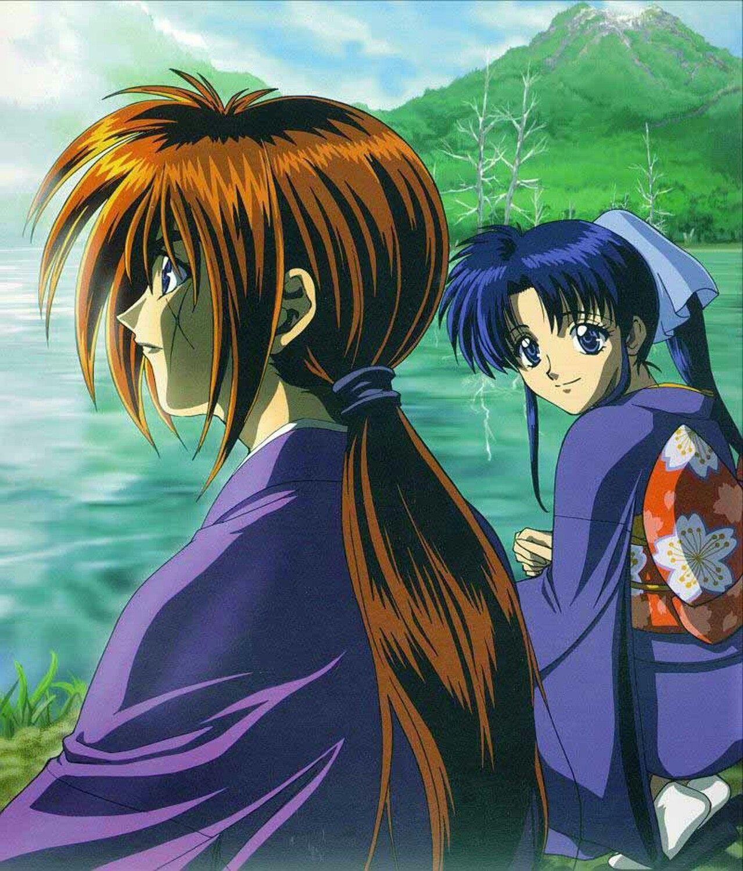 Pin by Kazhan Ahmad on Anime Rurouni kenshin, Anime