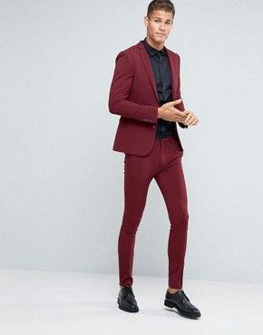 clear and distinctive hot product novel style Men's Suits | Men's Designer & Tailored Suits | ASOS in 2019 ...