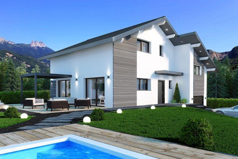 Idée résidence secondaire : construire une villa en # ...