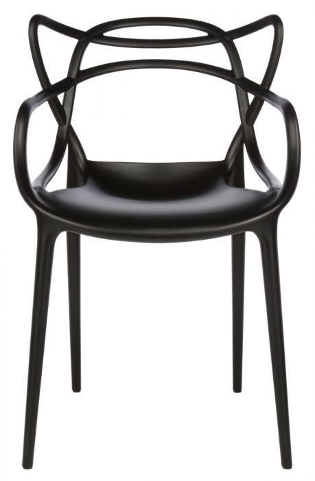 Philippe Starck Masters Chair Replica Black Matt Blatt Masters Chair Outdoor Dining Chairs Chair