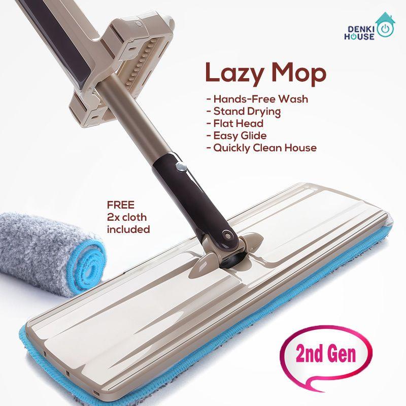 S 24 61 51 Boomjoy Boomjoy Lazy Mop Hands Free Wash