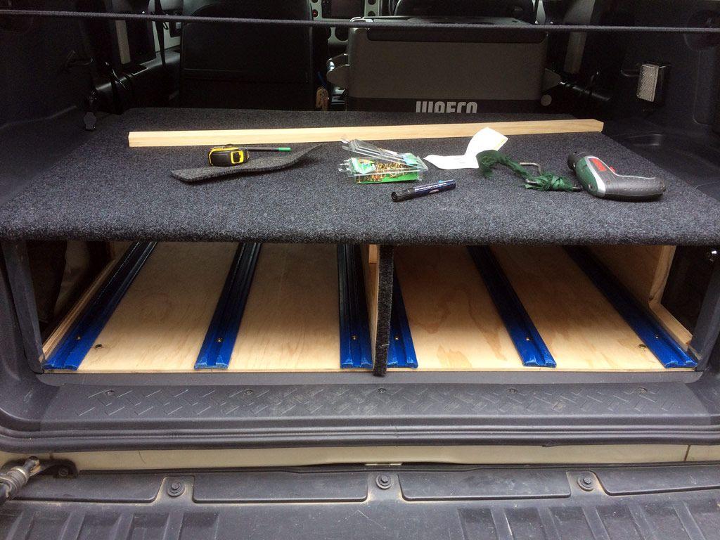 DIY Drawers Teflon Runners | expedition | Drawers, Diy drawers