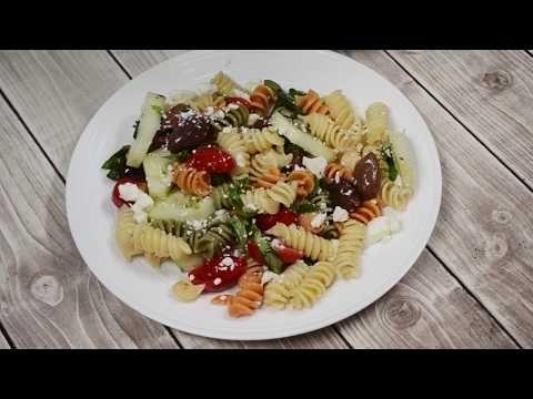 Greek Red Wine Vinaigrette Recipe Greek Salad Pasta