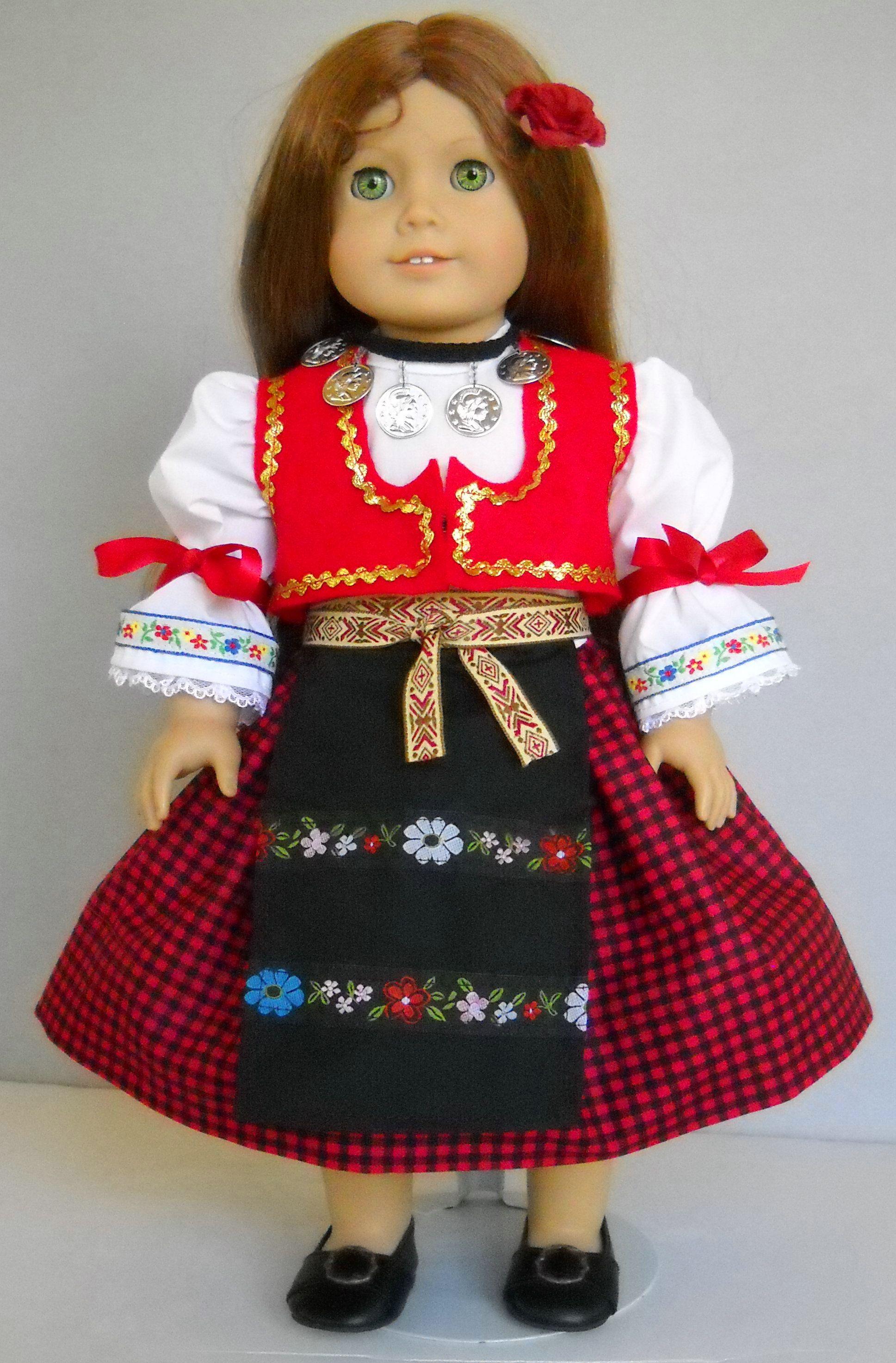 Serbian Costume