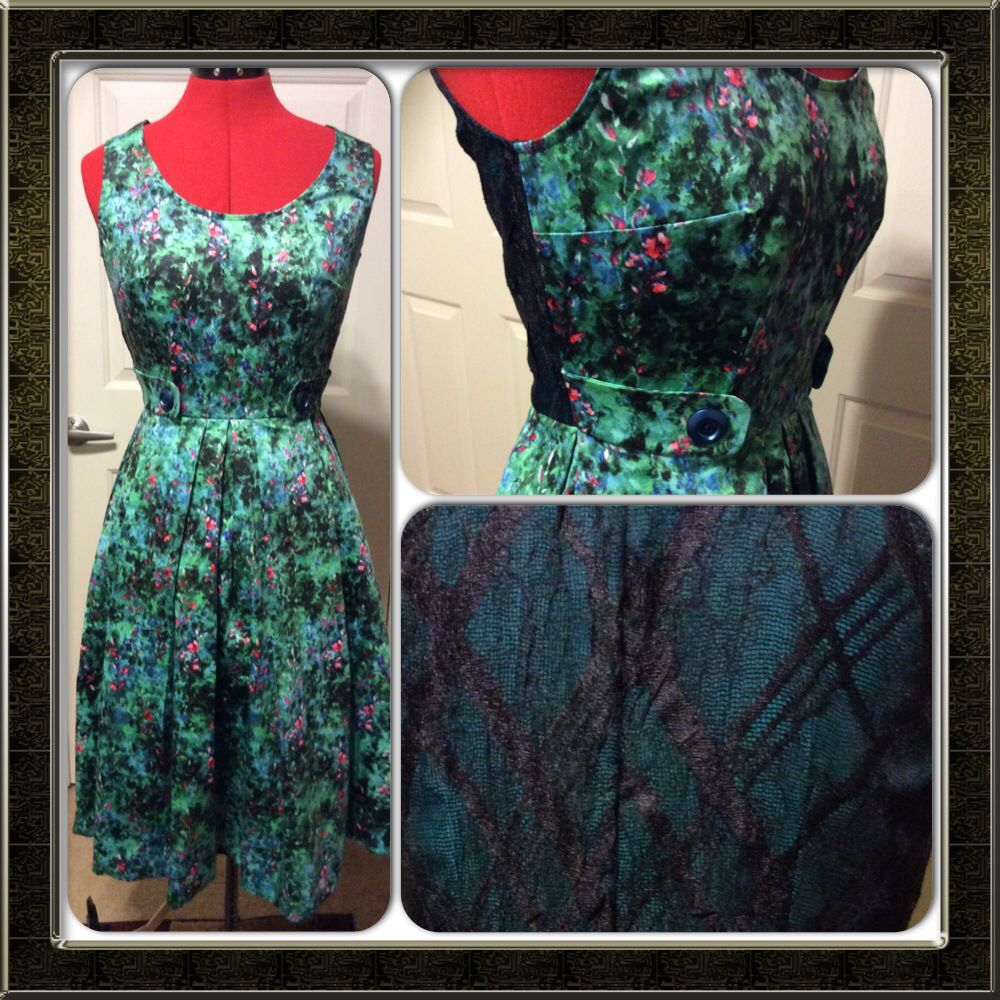 Cynthia Rowley Sewing Patterns: Simplicity 1873 Cynthia Rowley Dress