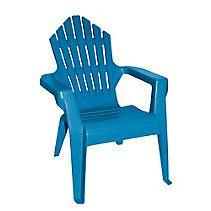 Gracious Living Kiddie Adirondack Chair Kids Adirondack Chair