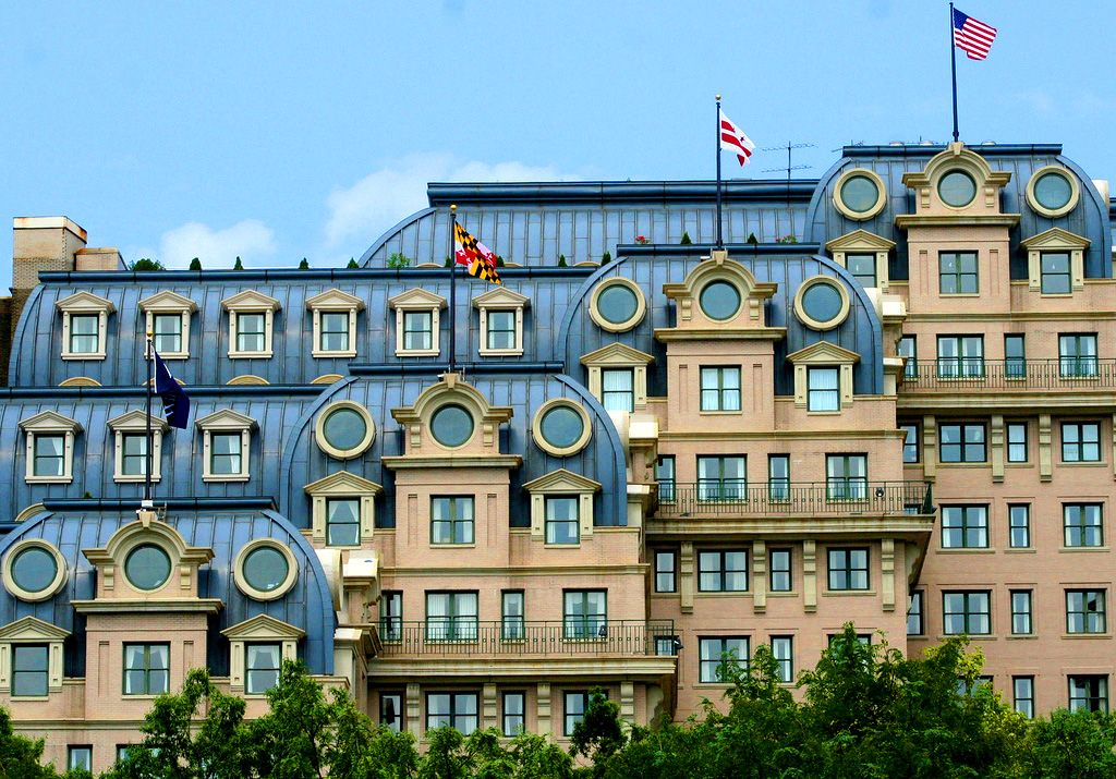 Washington Dc Willard Hotel Photo By Dbking Hotels