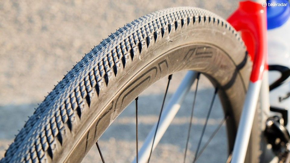 Specialized Trigger Pro 700x38 Tire Review Road Bike