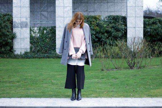 Layering Culottes by Jessika Fashion