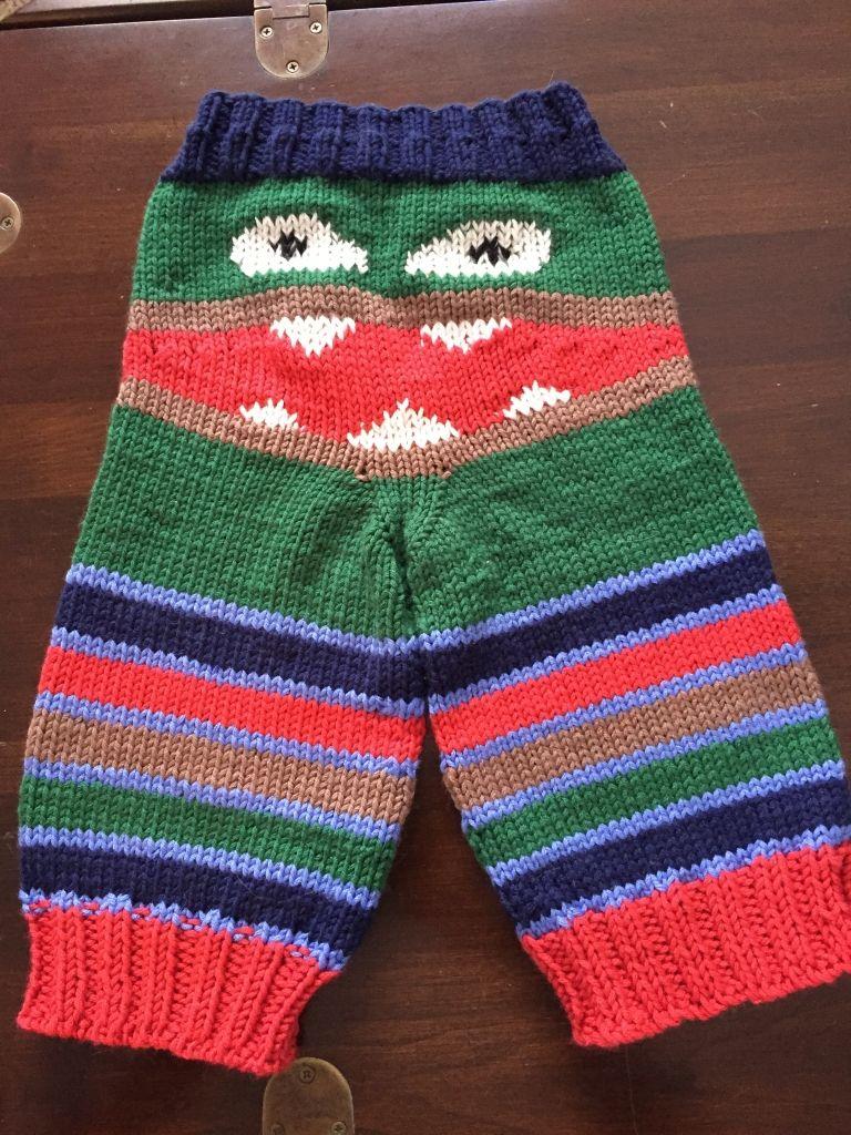 monster pants | tejidos | Pinterest | Tejidos bebe, Ropa para niños ...