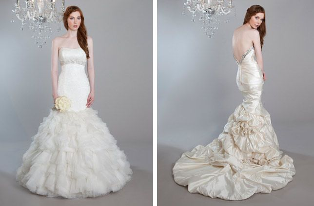 Winne Couture gowns. Gorgeous!