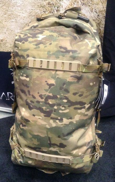 44ab55994e2 Arc'teryx LEAF Dry Pack 70 | Backpacks | Tactical bag, Rucksack ...
