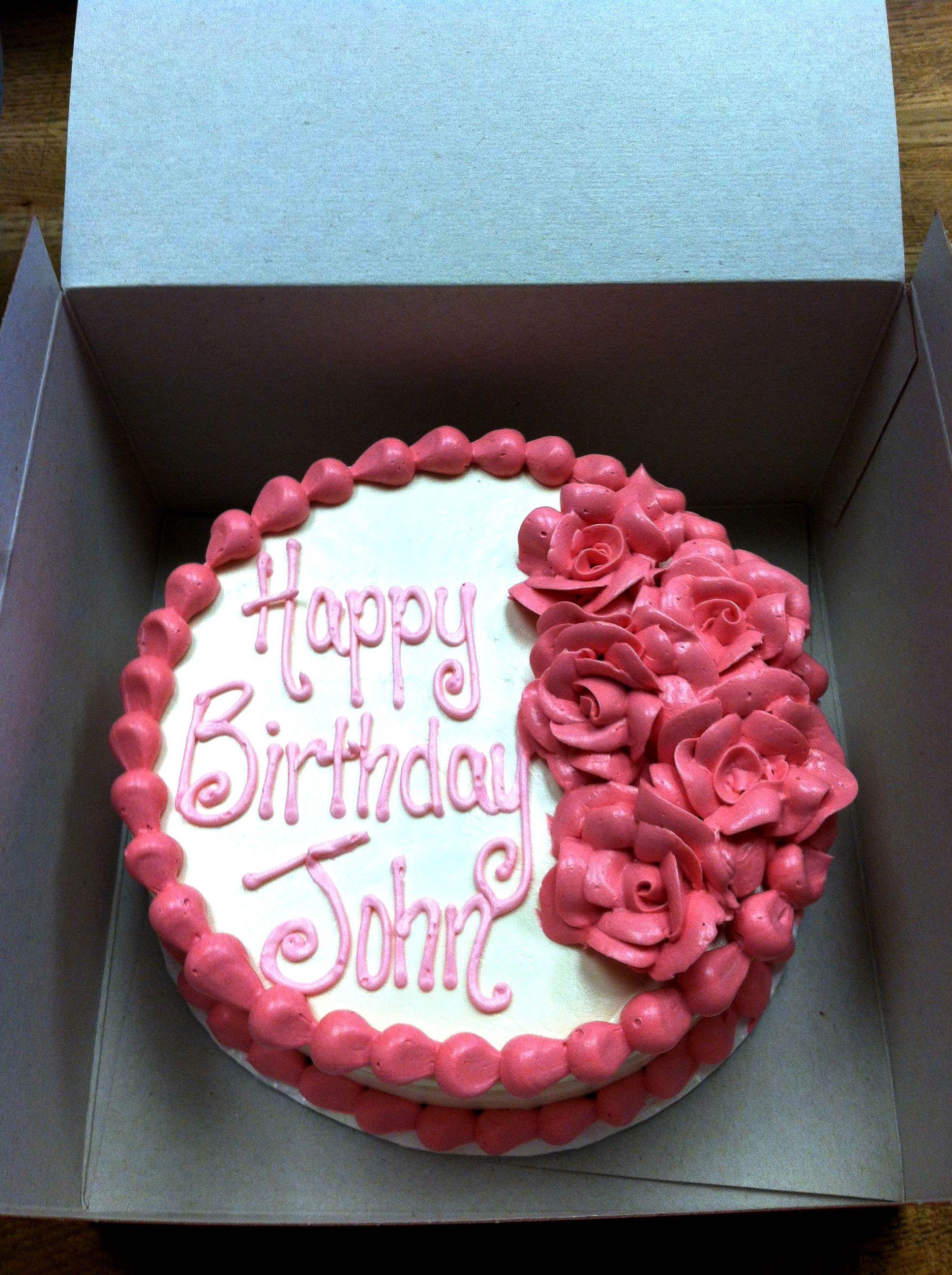 Surprising Happy Birthday John Happy Birthday John Cake Cake Desserts Funny Birthday Cards Online Kookostrdamsfinfo