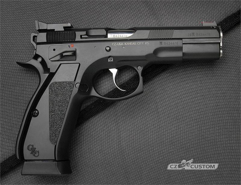 CZc (custom shop) 75 SP-01 ACCU=Shadow Lite 9mm ~ catchy