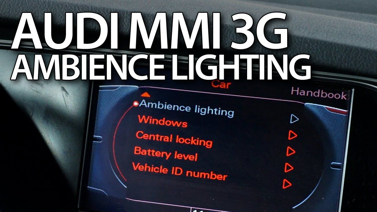 How to enable battery level audi mmi 3g a1 a4 a5 a6 a7 a8 q3 q5 q7 audi mmi 3g tips tricks pinterest audi audi cars and audi a4