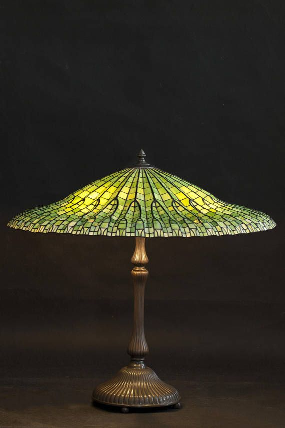 Lotus lamp tiffany lamp stained glass lamp tiffany lamp shade lotus lamp tiffany lamp stained glass lamp tiffany lamp shade lamp green glass stained glass light stained glass table lamp desk lamp aloadofball Image collections
