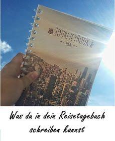 """Da bald die Reisezeit wieder anfängt und ein Reisetagebuch eine perfekte möglichkeit ist eben diese festzuhalten, findest du in meinem neuen Post """"9 Dinge, die du in dein Reisetagebuch schreiben kannst"""""""