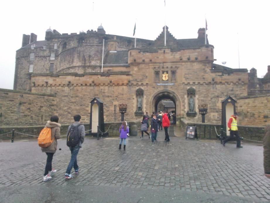 Edinburgh Castle - Castillo de Edimburgo