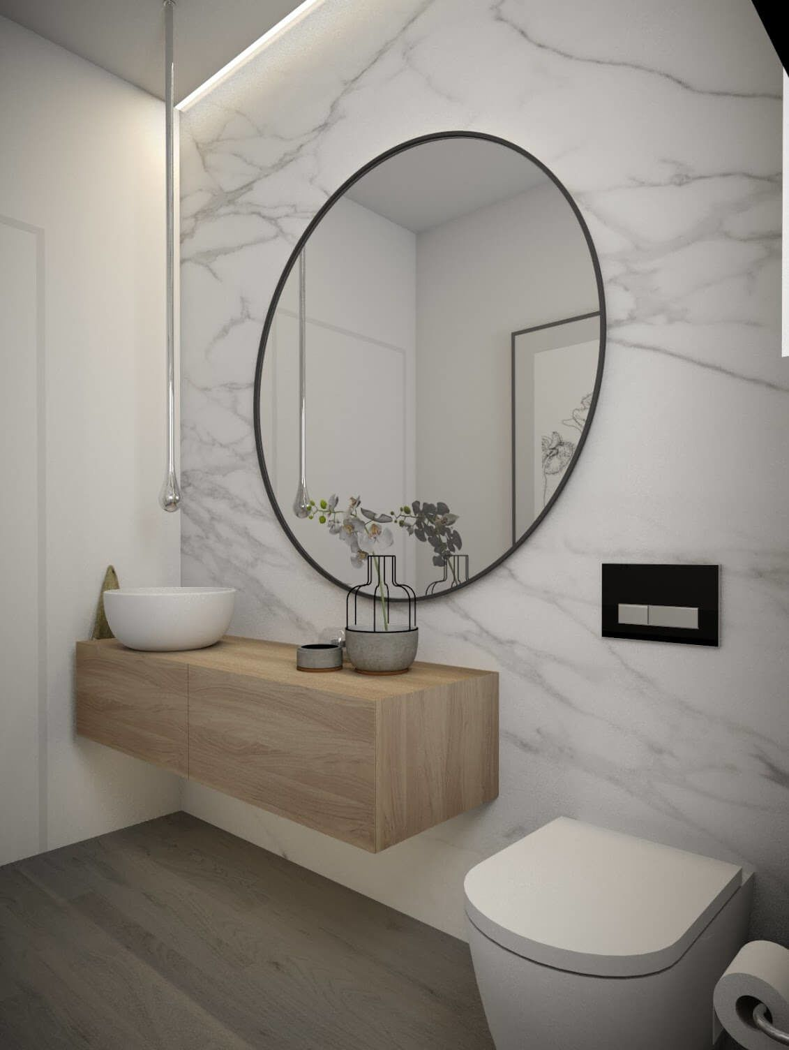 Modern Powder Room Ideas And Designs Most Favourite In 2020