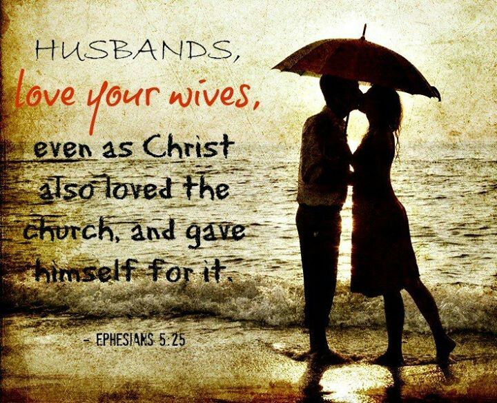 love as christ loved
