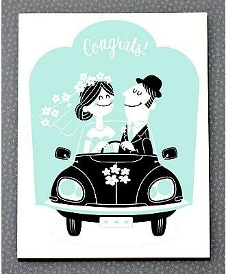 I got this lovely card for my husband. I just love it!
