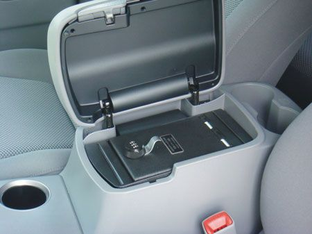 Vehicle safe information for gun owners to remain in - 2013 toyota tacoma interior accessories ...