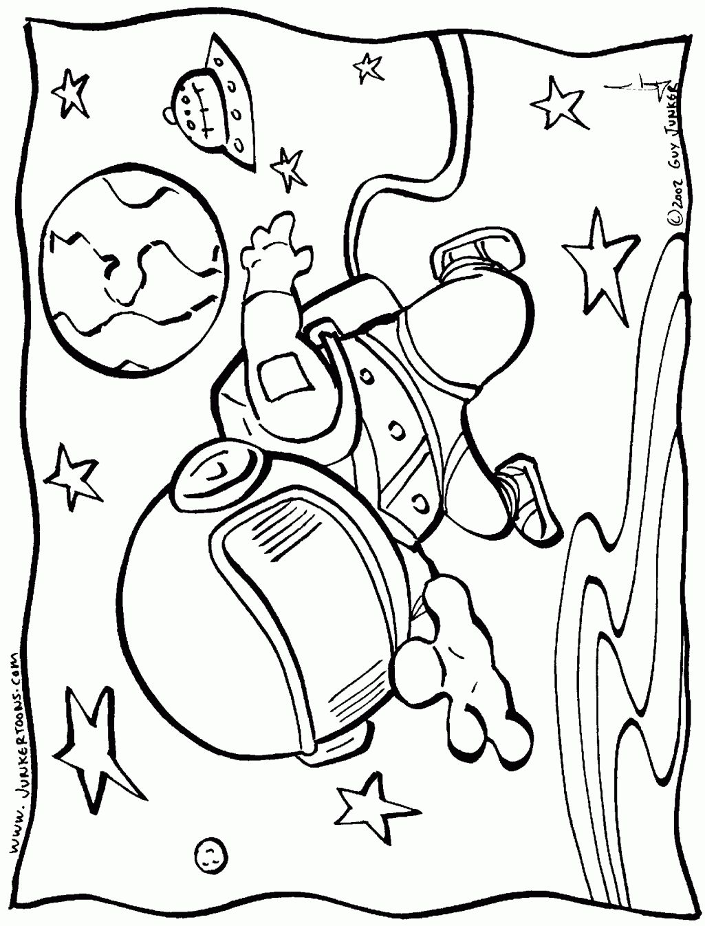 Chemistry Coloring Page A Free Science Coloring Printable Space ...