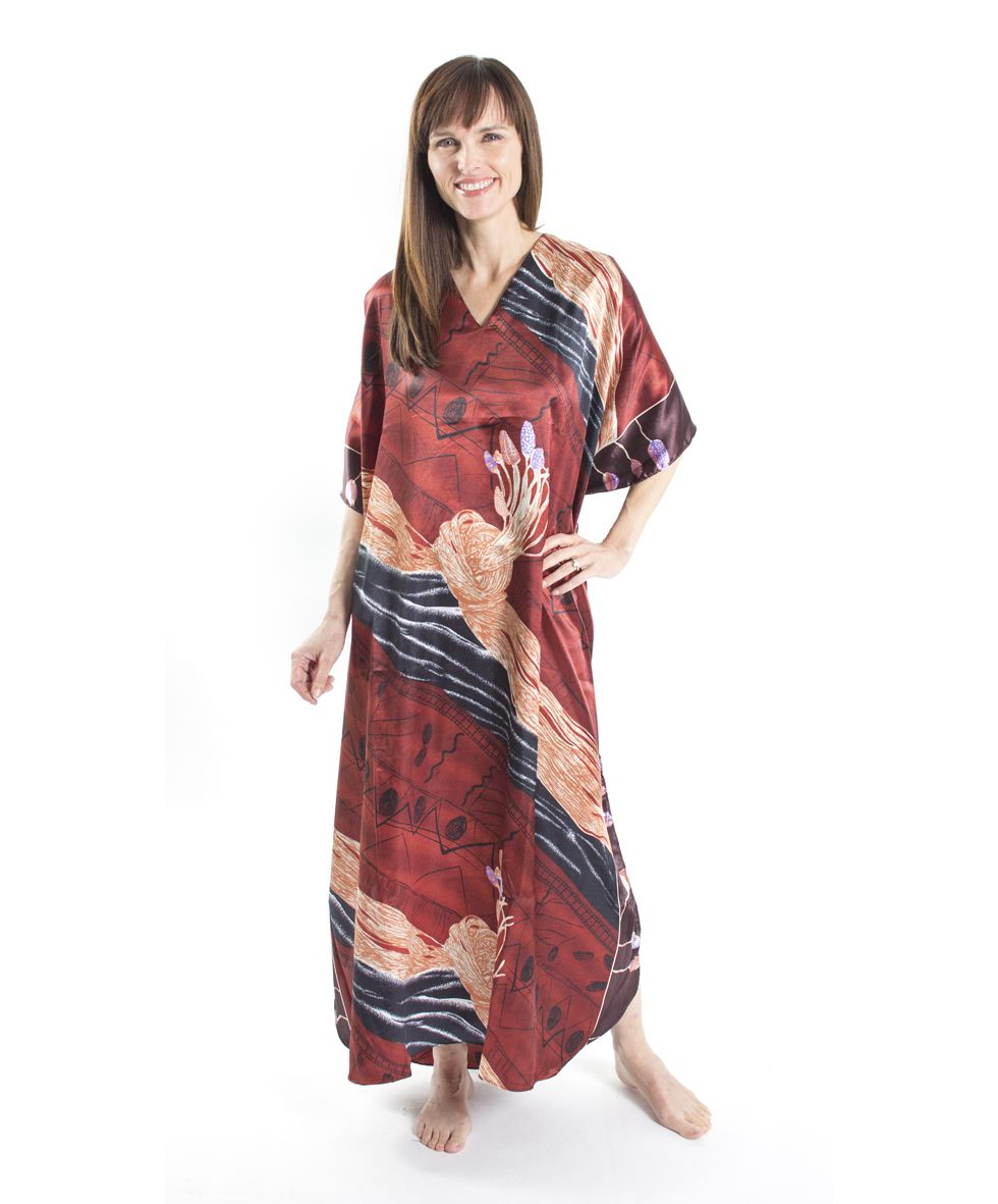 This Comfortable Kaftan Is Made From 100 Polyester Length Approx