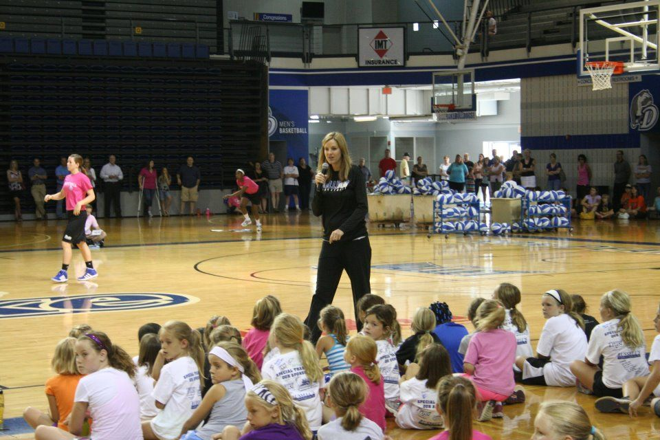 Drake University Women's Basketball Camps Basketball