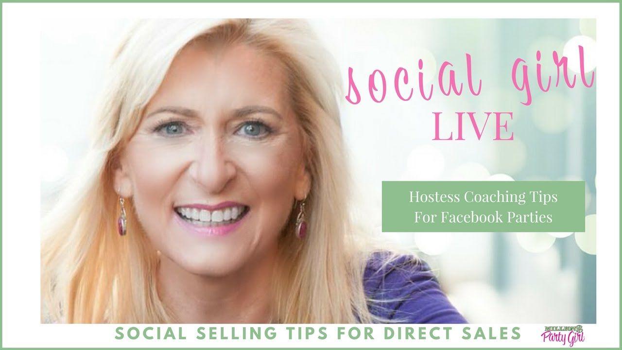 Hostess Coaching Tips: Social Girl LIVE - Episode 6